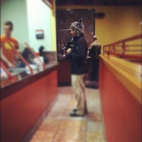 Photo taken at Pancheros Mexican Grill by Brandon E. on 11/1/2011