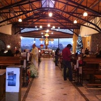 Photo taken at Templo De San Rafael by Fernanda M. on 12/11/2011