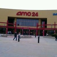 Photo taken at AMC Hampton Towne Centre 24 by Jay V. on 2/4/2012