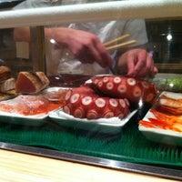 Photo taken at Kushi Izakaya & Sushi by Sam on 2/13/2012