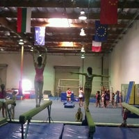 Photo taken at Yorba Linda Gymnastics by Stacey S. on 8/29/2012
