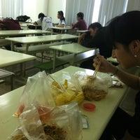 Photo taken at Hoa Sen University Campus 2 by Huong H. on 4/26/2012