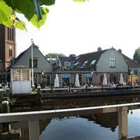 Photo taken at Restaurant De Oude Smidse by Myrna F. on 5/9/2011