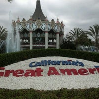 Photo taken at California's Great America by Alexa H. on 7/18/2012