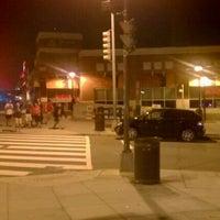 Photo taken at Tenleytown-AU Metro Station by Rich J. on 9/25/2011