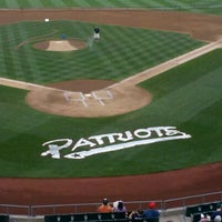 Photo taken at Somerset Patriots Baseball @ TD Bank Ballpark by Anthony E. on 6/30/2012