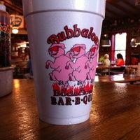 Photo taken at Bubbalou's Bodacious Bar-B-Que by Brad R. on 5/20/2011