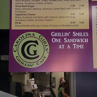 Photo taken at Carolina Girls Grillin' Cafe by Michael L. on 6/11/2011