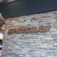 Photo taken at Handsman by Yoshiaki H. on 12/29/2011