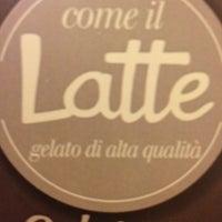 Das Foto wurde bei Come Il Latte von Afonso P. am 7/31/2012 aufgenommen