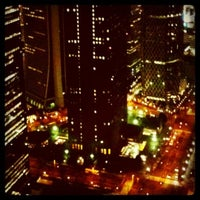 Photo taken at North Observatory, Tokyo Metropolitan Government Building by FKU on 1/19/2011