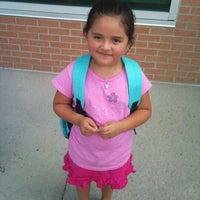 Photo taken at Prairie Hills Elementary School by Kristel V. on 8/22/2011