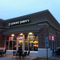 Photo taken at Jimmy John's by Jake B. on 3/15/2011