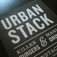 Photo taken at Urban Stack by Shannon V. on 5/28/2011