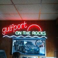 Photo taken at Gulfport On The Rocks by Luke L. on 8/13/2011