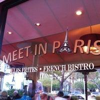 Photo taken at Meet in Paris by Jing L. on 6/18/2012