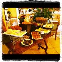 Photo taken at Villagio Inn & Spa by Cornerstone C. on 7/21/2012