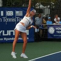 Photo taken at Citi Open Tennis Tournament by Vanessa F. on 7/28/2011
