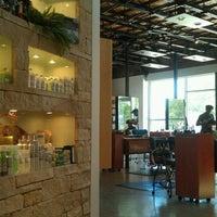 Photo taken at Thairapy Salon by Karena Z. on 9/22/2011