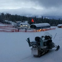 Photo taken at CSPS Ski Patrol Big White by Hans L. on 12/18/2011