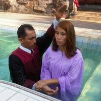Photo taken at Hotel Sahid Manado by Hildha Bakulu P. on 10/15/2011