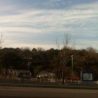 Photo taken at 풍암호수 장미공원 by 이 윤. on 2/20/2012