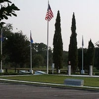 Photo taken at Kanapaha Veterans Memorial Park by Nykki B. on 9/15/2011
