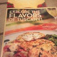 Photo taken at Olive Garden by Matthew F. on 5/31/2012