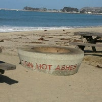 Photo taken at 'Hole in the Fence' Beach by Elsa on 6/7/2012