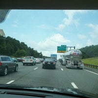 Photo taken at Garden State Parkway by aimes on 8/6/2011