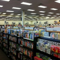 Photo taken at Books-A-Million by Aline K. on 11/25/2011