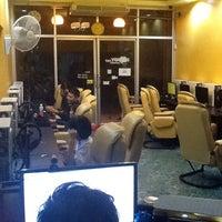 Photo taken at ร้าน Happy.net&game by Ju La K. on 2/23/2012