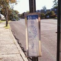 Photo taken at 60 Bus Stop by Thomas Z. on 9/16/2011