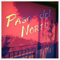 Photo taken at Paso del Norte by Bryan H. on 9/13/2012