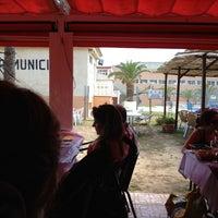 Photo taken at Piscina Municipal Guardamar by Ли S. on 7/15/2012