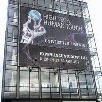 8/26/2012にMohammad A.がUniversiteit Twenteで撮った写真