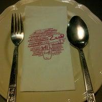 Photo taken at Zaab Eli by Simiza ^. on 4/16/2012
