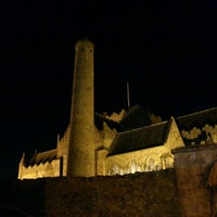 Photo taken at St Canice's Round Tower by Ronan D. on 12/8/2011