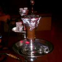 Photo taken at Egyptian Hookah Bar by Sterling E. on 7/1/2011