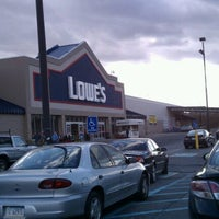 Photo taken at Lowe's Home Improvement by TJ D. on 1/29/2012