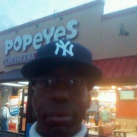 Photo taken at Popeyes by Cornell B. on 9/17/2011