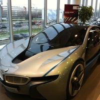 Photo taken at Авилон BMW by Romario on 12/11/2011