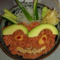 Photo taken at Orange Roll & Sushi by Sarah B. on 12/19/2011