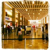 Photo taken at Alejandro Velasco Astete International Airport (CUZ) by Diego B. on 7/29/2012
