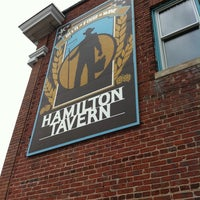 Photo taken at Hamilton Tavern by Brian B. on 9/19/2011