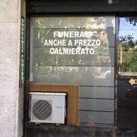 Photo taken at Piazzale Gorini by Edoardo G. on 5/17/2012