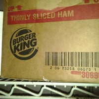 Photo taken at Burger King by MUFFIN B. on 5/1/2012