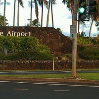 Photo taken at Lihue Airport (LIH) by Theresa D. on 8/17/2011