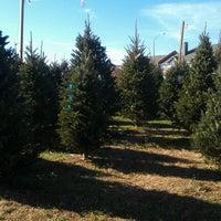 Photo taken at Green Acres Farm by Emily P. on 12/8/2011