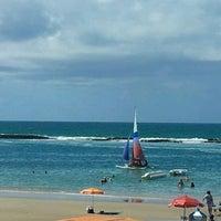 Foto tirada no(a) Praia do Francês por Leonardo A. em 6/16/2012